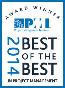 PMI Professional Product Award 2014