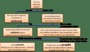 zarządzanie projektami - rodzaje zarządzania