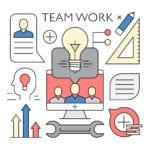 Różne sposoby organizacji pracy zespołu