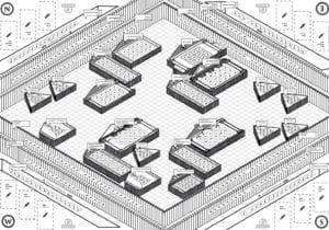 plansza castra romana