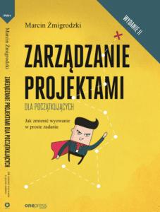 Drugie wydanie książki Zarządzanie projektami dla początkujących w maju