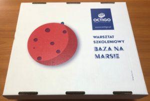 Baza na Marsie w pudełku