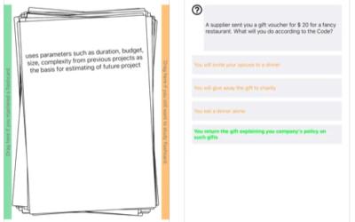 Wroolo – aplikacja mobilna z testami i fiszkami PMP